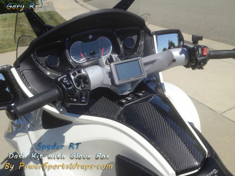 Dash Kit Car Glove Box