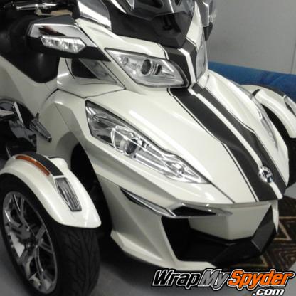 BRP-Can-am-Spyder-RT-GT-racing-stripes-matte-Black