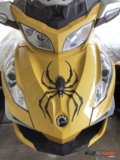 spider decal kit for can am Spyders