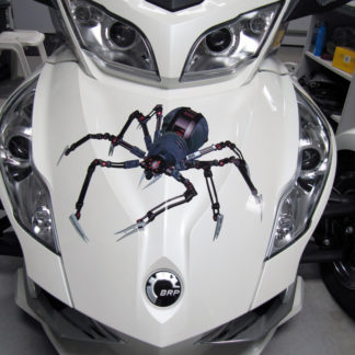 Mechanical Spider mounted on Spyder RT