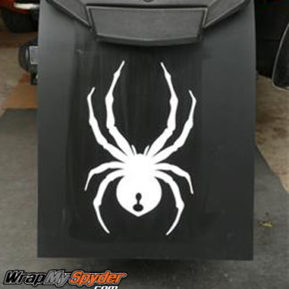 Spider -Key decal