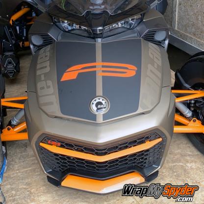 BRP Can-am Spyder Reverse-F3-Slant frunk stripe