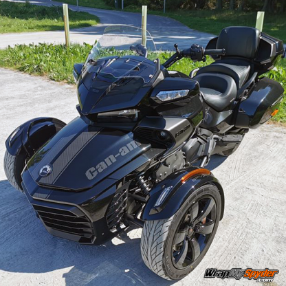 BRP Can-am Spyder F3-GT-Racing-stripe-w-Can-am-Text