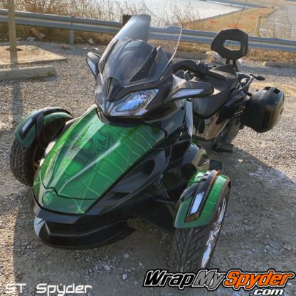 Lantern-Web-Can-am-Spyder-wrap-kit