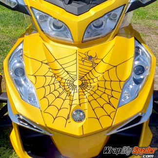 BRP Can am Spyder Bellerdine-web decal kit