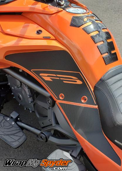 F3-Knee-Panel-Cutout-textured-carbon-fiber-w-Spine-tank-&-gas-filer