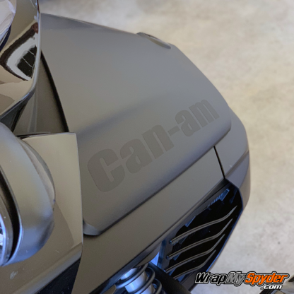 BRP-Can-am-Spyder-can-am-frunk-text-matte-black