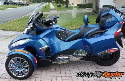 BRP Can am Spyder Rt 15 inch 12 spoke wheel kit