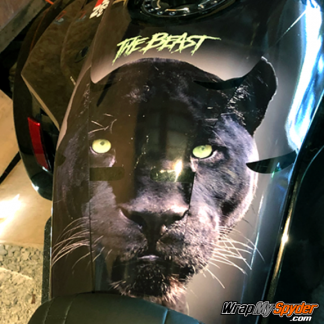 Black-Panther-BRP-Can-am-F3-Extended-Tank-Protection-scratch-protection