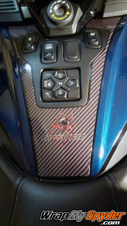 2020-+-BRP-Can-am-Spyder-RT--Switch-Panel-with-Red-Spider