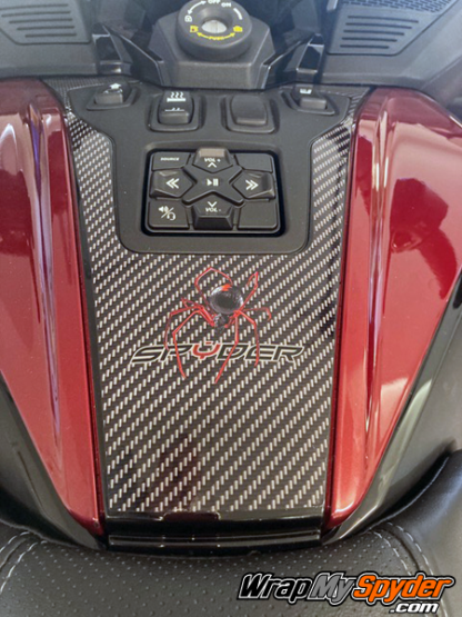 2020+-BRP-Can-am-Spyder-RT-RT-Limited-Switch-Panel-with-Red-Spider