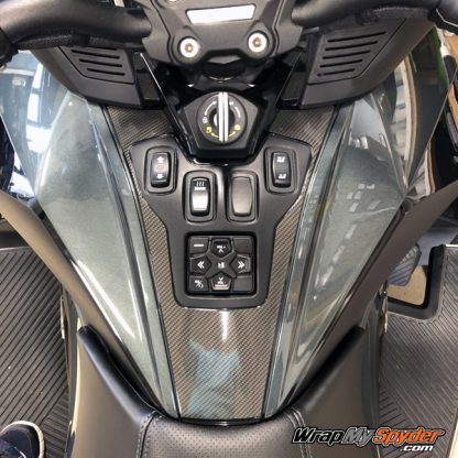 2020 BRP Spyder RT Switch cover scratch protection kit