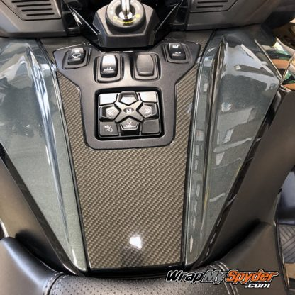 2020 can am Spyder RT Switch cover protection kit