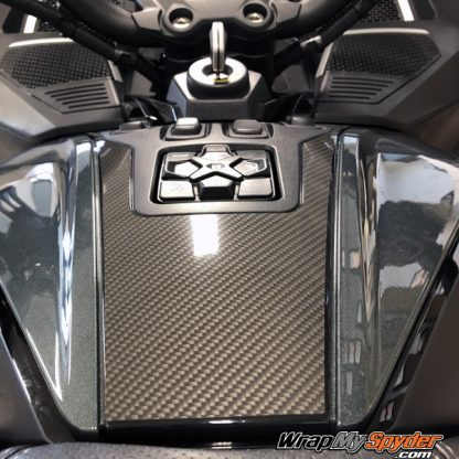 2020 can-am Spyder RT Switch cover protection gloss carbon fiber