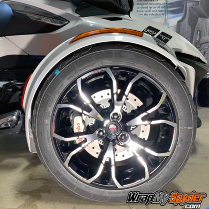 2020+--Can-am-BRP-Spyder-RT-RT-Limited-Chrome-spoke-Wheel-accent-kit