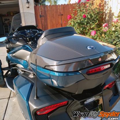 BRP-Can-am-Spyder-Tour-Top-Case-proteciton-gloss-digital-carbon-fiber