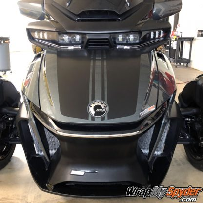 2020 BRP Can-am Spyder RT Daytona Racing stripes