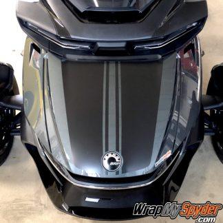 2020 Spyder RT Can-am Daytona Racing stripes