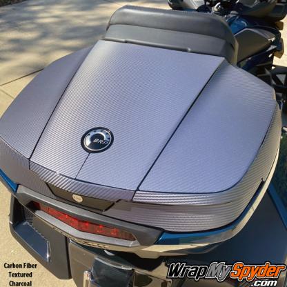 2020-BRP-Can-am-Spyder-RT-Limited-Textured-Carbon-Fiber-Charcoal-Tour-Top-Case-Protection