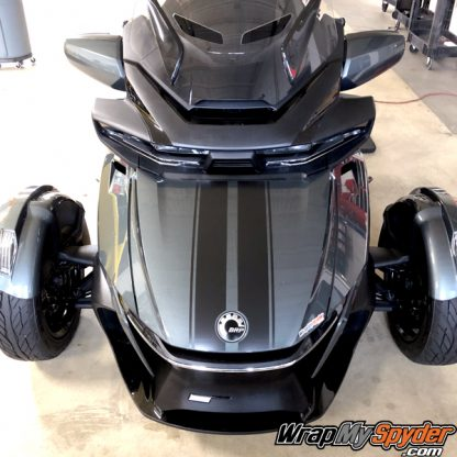 2020 Can-am Spyder RT GT racing stripes