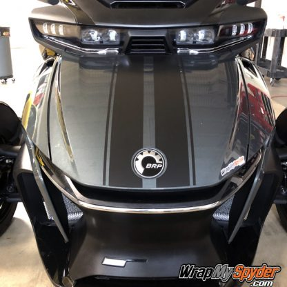 2020 BRP Spyder Can-am RT GT racing stripes