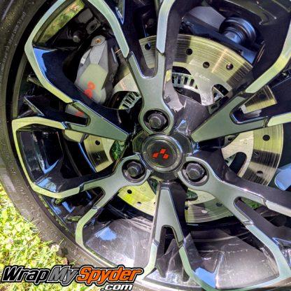 2020 BRP Can-am Spyder RT Wheel accent kit
