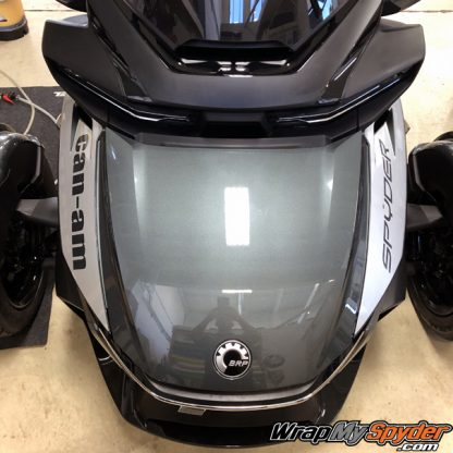 2020 BRP Can-am Spyder RT Intake panel racing stripe accent
