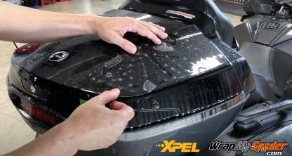 BRP-Can-am-Spyder-Top-Case-Paint-protection-film-Xpel