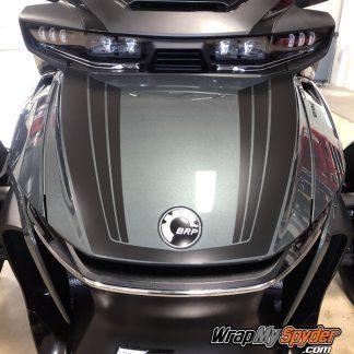 2020 Spyder RT Tri-Wing Racing stripe
