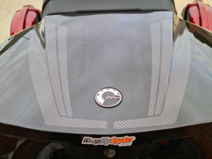 BRP Spyder Tri-Wing-Stripe-Top-Case-digital-Carbon-Fiber