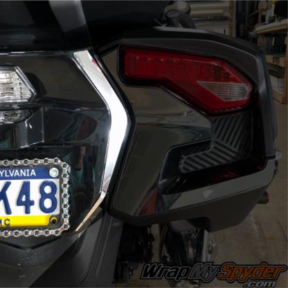 2020 BRP Can-am Spyder-RT-Chrome-tail kit