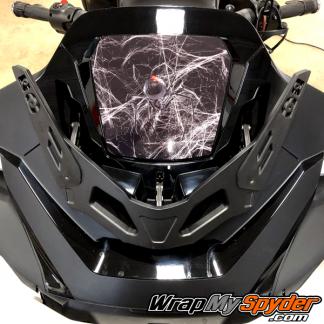 2020+-Spyder-RT-Windshield-Plate-logo-Black-Widow-over-web