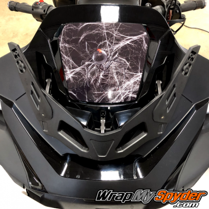 2020+-Spyder-RT-Windshield-Plate-logo-Black-Widow-over-web