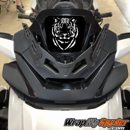 2020-Spyder-RT-Windshield-Plate-logo-Tiger