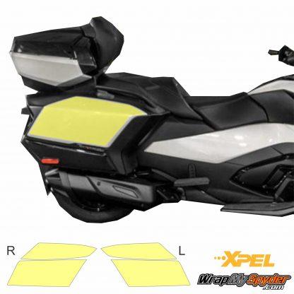 2020+ BRP Can-am Spyder Saddle bag protection kit