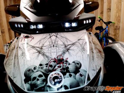 2020+-BRP-Can-am-Spyder-RT-Widows-Dinner-frunk-wrap-mounted-on-Chalk