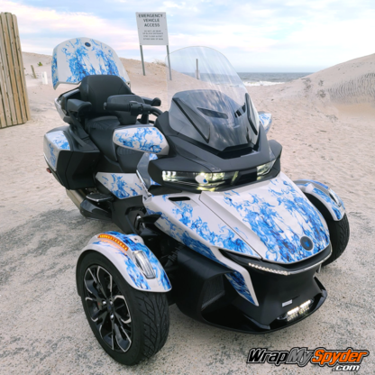 2021-canam-spyder-RT-limited-flame-kit-Blue