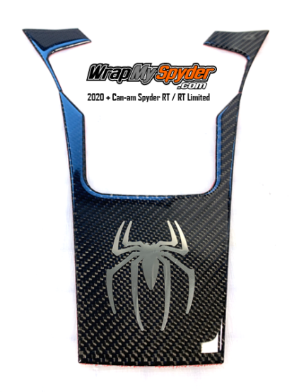 2020+-BRP-Can-am-Spyder-RT-RT-Limited-3D-Domed-Switch-Panle-with-Chrome-Spider