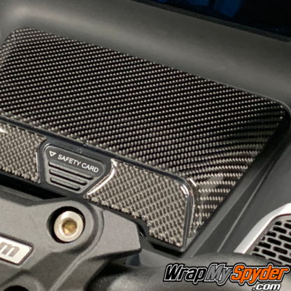 2020+-BRP-Can-am-Spyder-RT---RT-Limited-Domed-Glove-box-kit