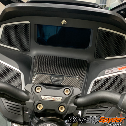 2020+-Can-am-Spyder-RT-RT-Limited-3D-Domed-Glove-box-kit