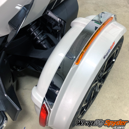 Canam-Spyder--Chrome-Fender-Tops--accent-kit-fo-2019+---Spyder-RT-F3-Models