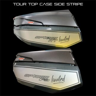 Can-am Spyder RT - F3 Tour Top Case Side Stripe