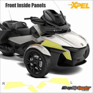 2020+ BRP Can-am Spyder RT Paint Protection Inside Panel