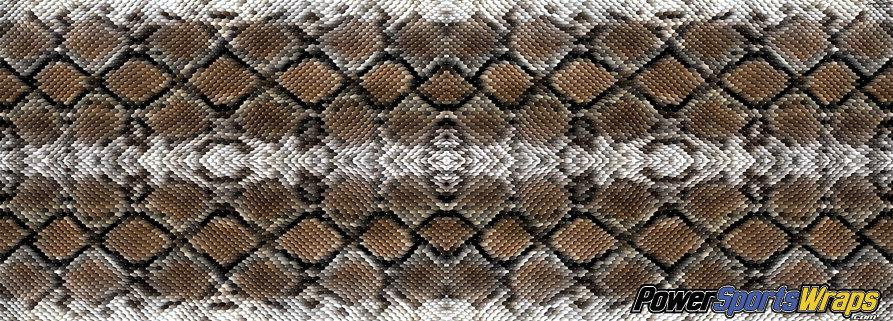 Snake Great White Vinyl