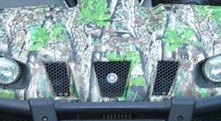 Mossy Oak Break Up Truck wrap
