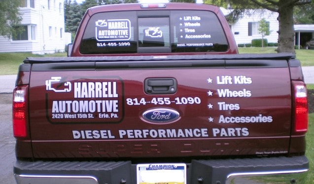 Harrell Auto Graphics