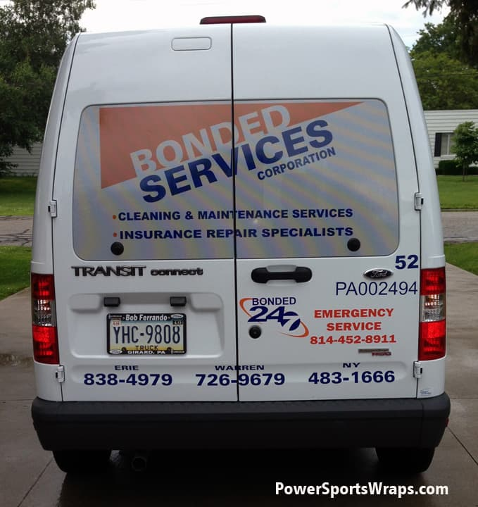 Bonded Services Wrap