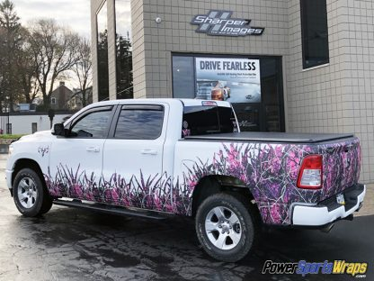 Grass-Cattails Camo kit Muddy Girl