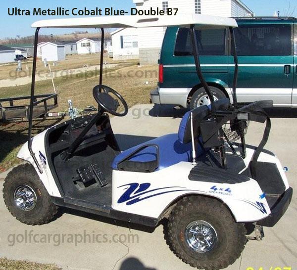 golf cart-design double B7