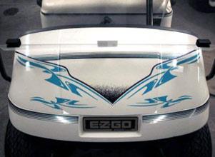 golf cart-design Cirrus